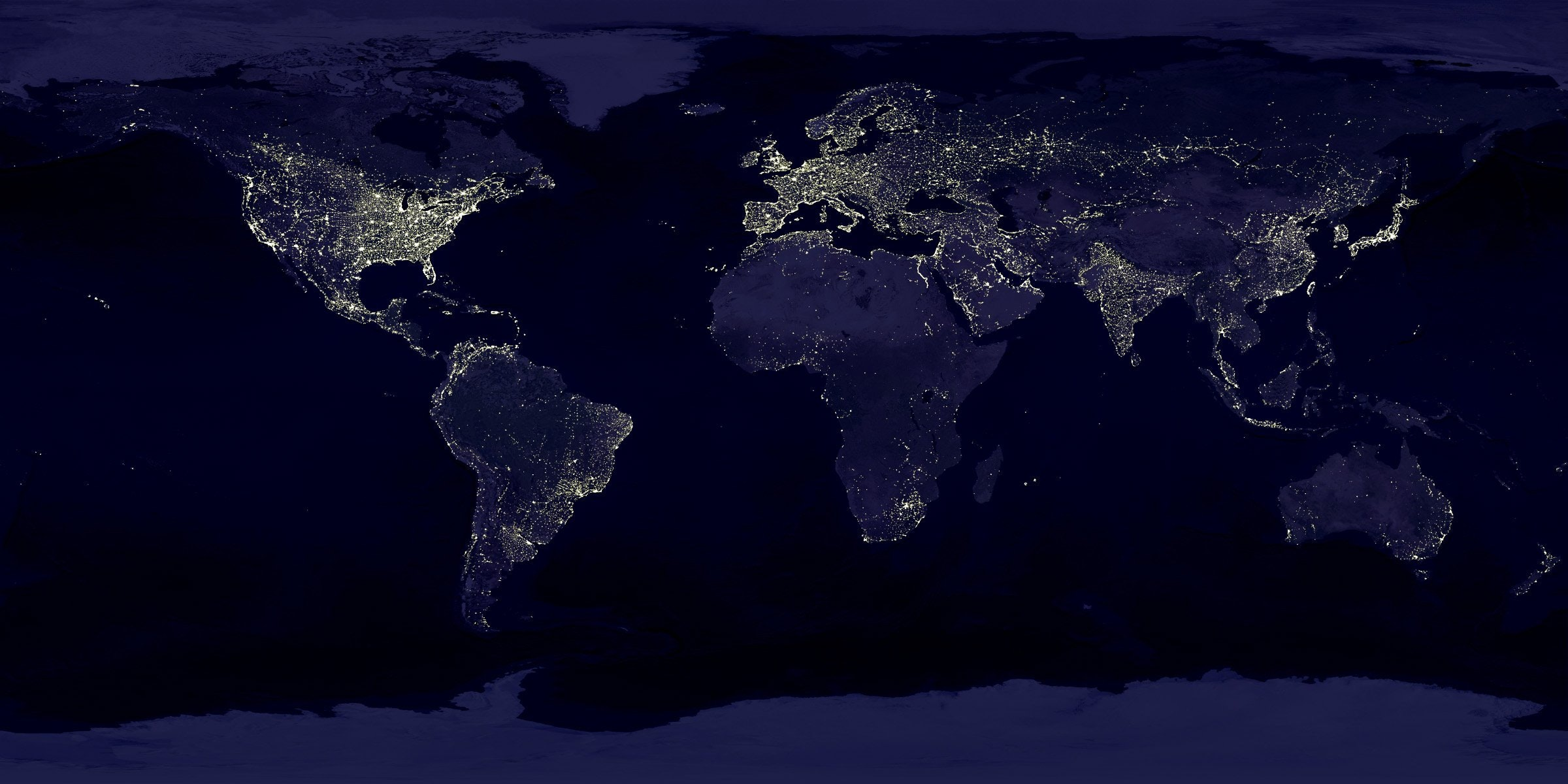 World Globe Map International